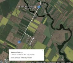distante pana la ratb - 3km din DV