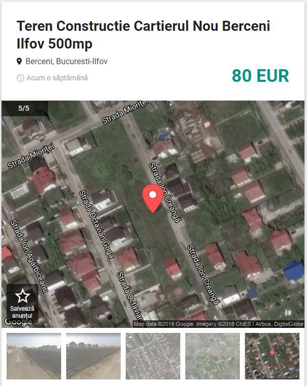 20180608 - buruieni - intravilan - vanzare 80eur