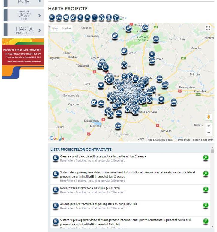 2018 - CJI - calitate aer 2022 - comuna Berceni - regioadrbi.ro - nu are nici un proiect in Regiune