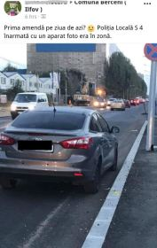 parcare pe interzis - acuze 1